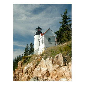 Bass Harbor Head Lighthouse Postcard