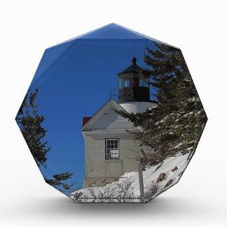 Bass Harbor Light in Winter Award