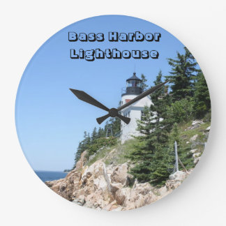 Bass Harbor Lighthouse Clock