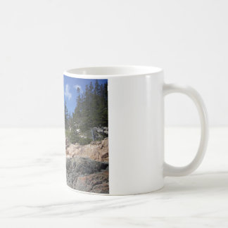 Bass Harbor Lighthouse Maine Coffee Mug