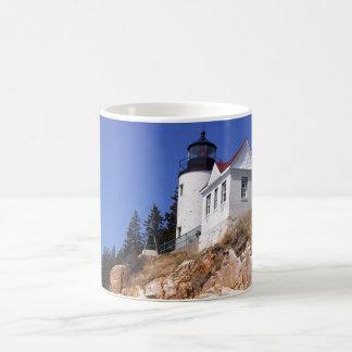 Bass Harbor Lighthouse Mug