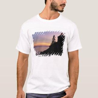 Bass Harbor lighthouse on Mt. Desert Island, T-Shirt