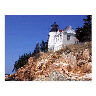 Bass Harbor Lighthouse Postcard