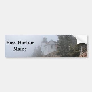 Bass Harbor, Maine Bumper Sticker