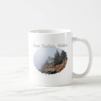 Bass Harbor, Maine Coffee Mug