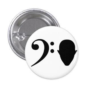Bass Head Button