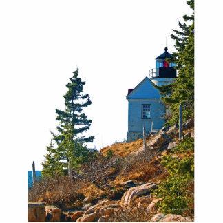 Bass Head Harbor Lighthouse Photo Sculptures