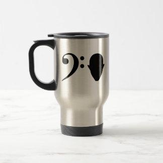 Bass Head Coffee Mug