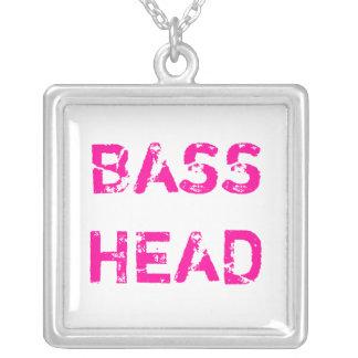 Bass Head necklace