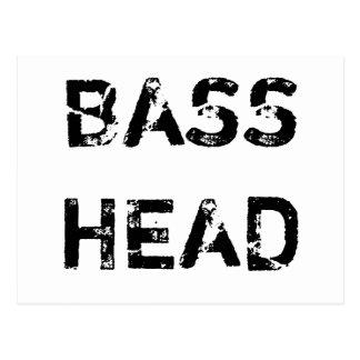 Bass Head postcard