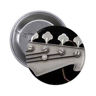 Bass_Headstock 2 Inch Round Button