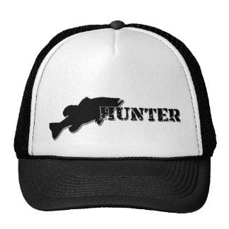BASS HUNTER TRUCKER HATS