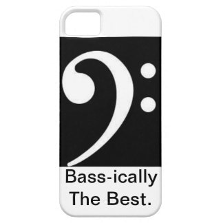 Bass-ically The Best. iPhone SE/5/5s Case