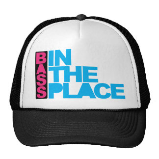 Bass In The Place Cap