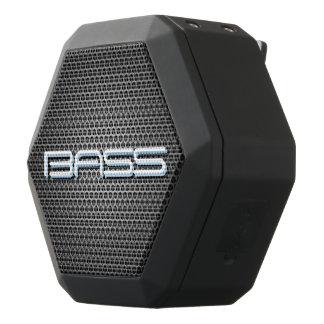 """Bass Is Boss"" Double Mesh Graphic Boombot Speaker"