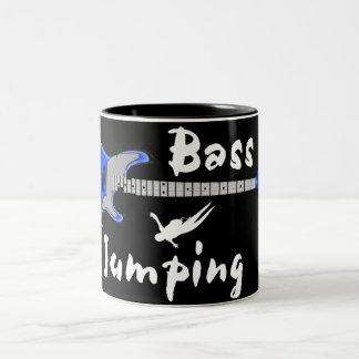 Bass Jumping Mug