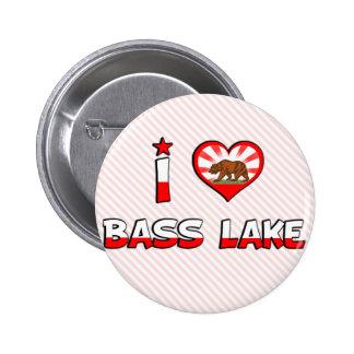 Bass Lake, CA Pins