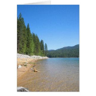 Bass Lake Card