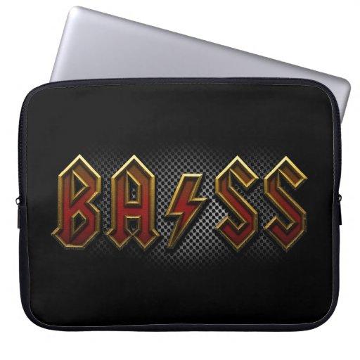 Bass Laptop Sleeve