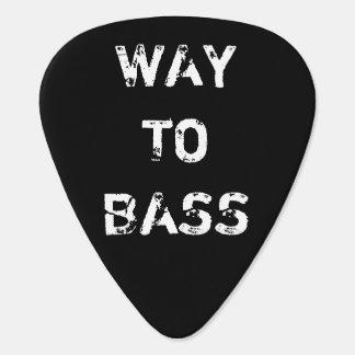 Bass Loser Plectrum Guitar Pick