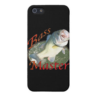 Bass master case for iPhone SE/5/5s