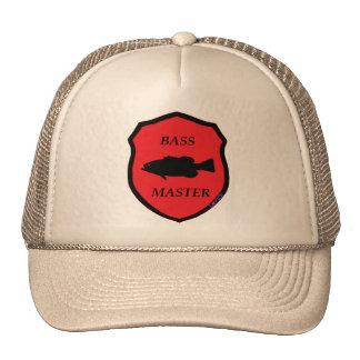 bass master hat