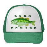 Bass Master Trucker Hat
