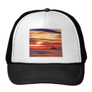 Bass Netherworld Digital Art by David Elder Trucker Hat