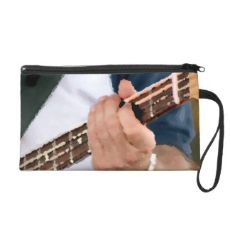 bass painterly player hand on neck male photograph wristlets
