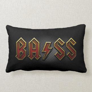 Bass Throw Pillows