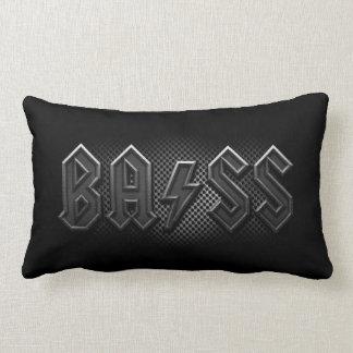 Bass Throw Pillow
