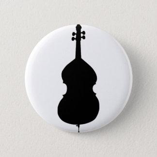 Bass Pinback Button