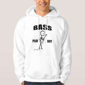 Bass Play Boy Hoodie