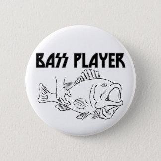 Bass Player Button