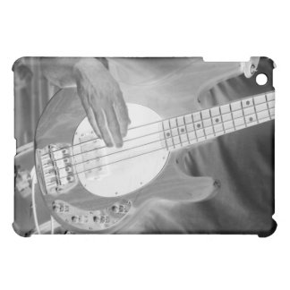 bass player bw invert four string bass hands drumm case for the iPad mini