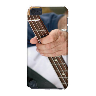 bass player hand on neck male photograph jpg iPod touch (5th generation) cover