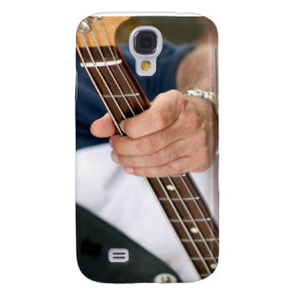 bass player hand on neck male photograph jpg galaxy s4 cases