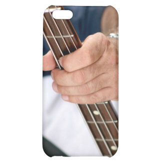 bass player hand on neck male photograph jpg cover for iPhone 5C