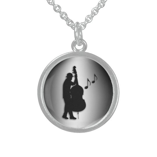 Bass Player Necklace