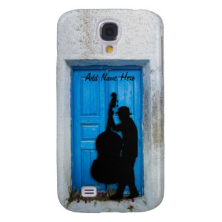Bass Player Personalized Samsung Galaxy 4 Case
