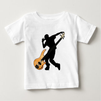Bass Player Swag Baby T-Shirt