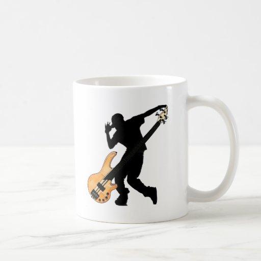 Bass Player Swag Coffee Mug