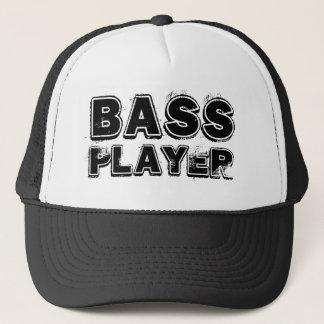 BASS PLAYER TRUCKER HAT
