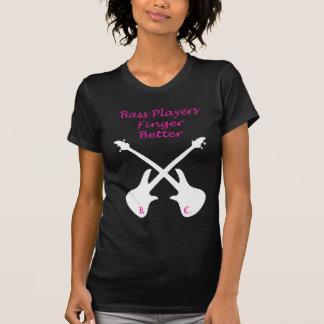 Bass Player Tee Shirt