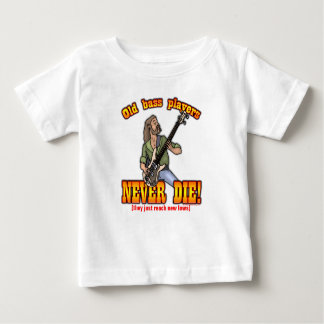 Bass Players Baby T-Shirt