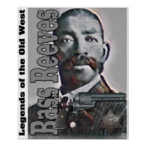 Bass Reeves Poster