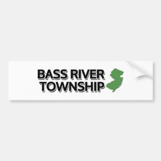 Bass River Township, New Jersey Bumper Sticker