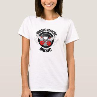 Bass Rock Music (Womens tanktop) T-Shirt