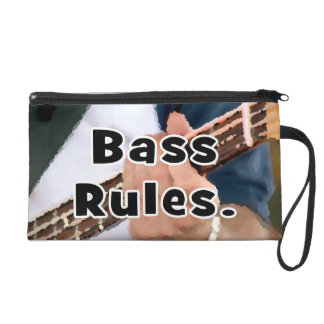 bass rules painterly player hand on neck male wristlet