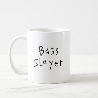 Bass Slayer Coffee Mug